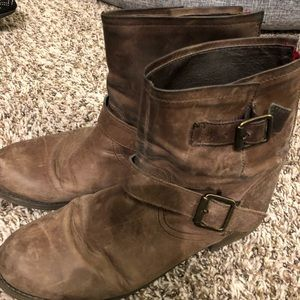 Steve Madden Ankle Boots, 9.5